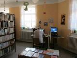 I handicapovaní se  mohou do knihovny bez problémů